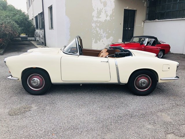 1959 FIAT 1200 TV TRASFORMABILE For Sale (picture 2 of 6)