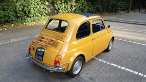 1970 Fiat 500 Ultra clean inside and out For Sale