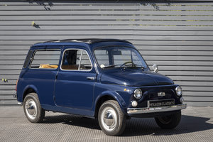 Picture of 1973 FIAT GIARDINIERA 500K, LHD SOLD
