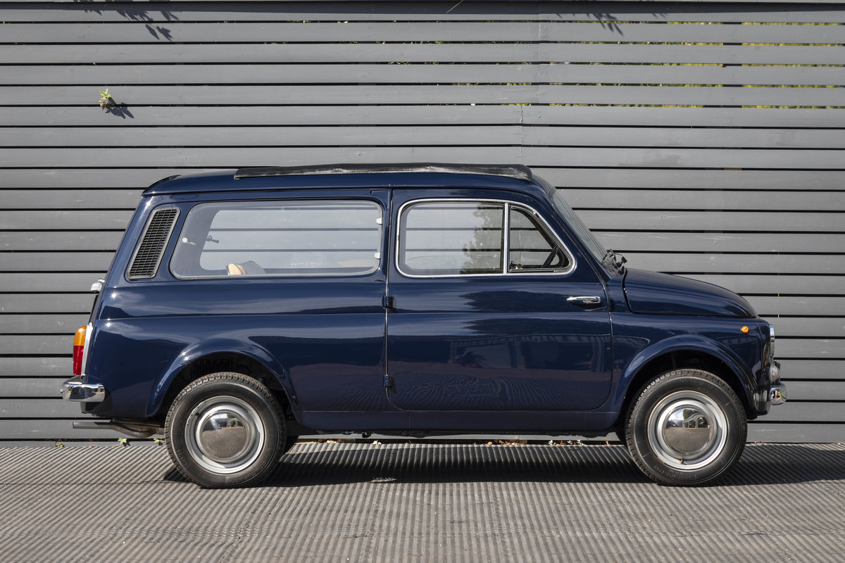 1973 FIAT GIARDINIERA 500K, LHD For Sale (picture 3 of 6)