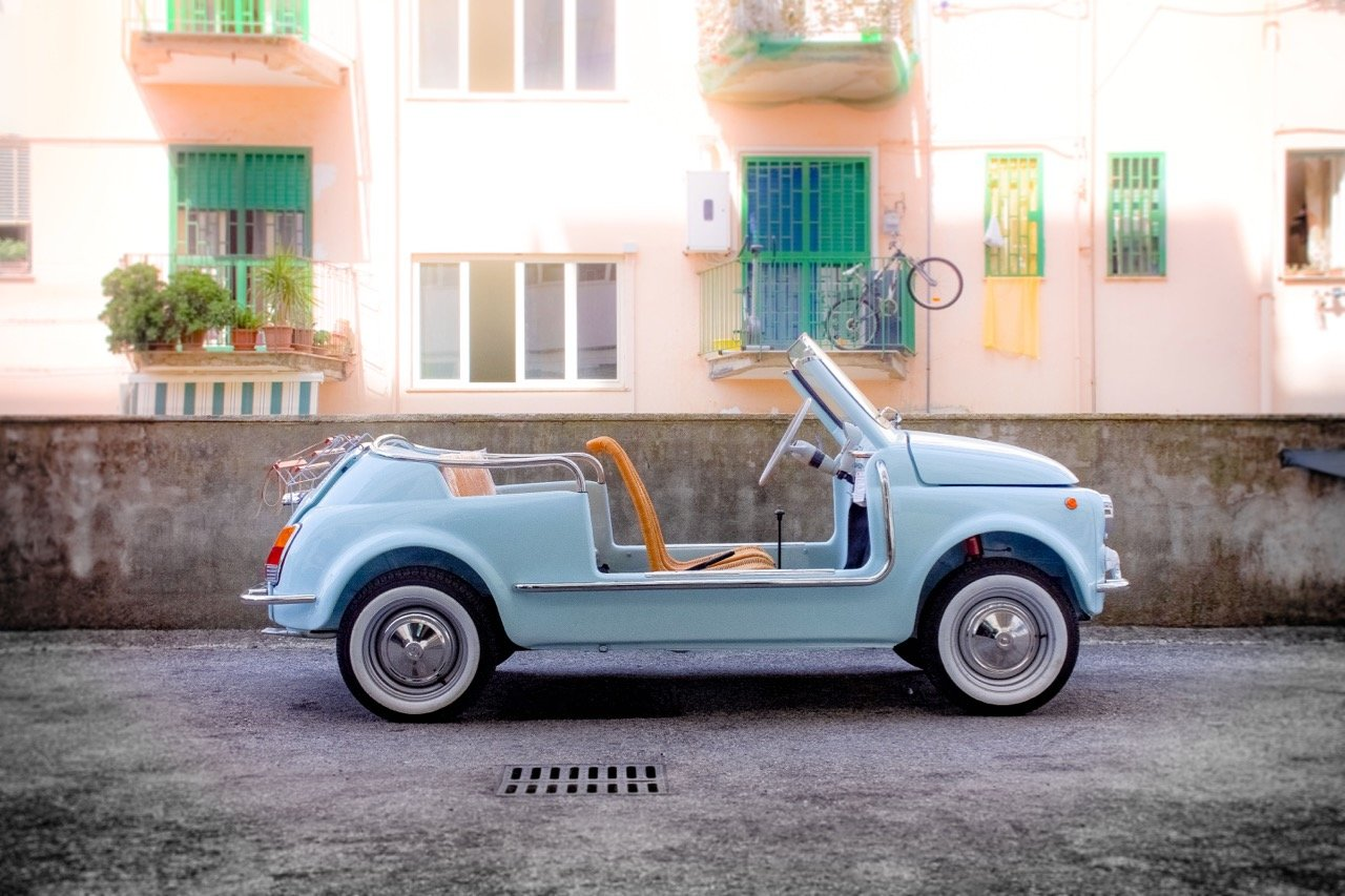 1966 Fiat 500 Jolly Replica - Show Standard For Sale (picture 1 of 6)