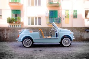 1966 Fiat 500 Jolly Replica - Show Standard For Sale
