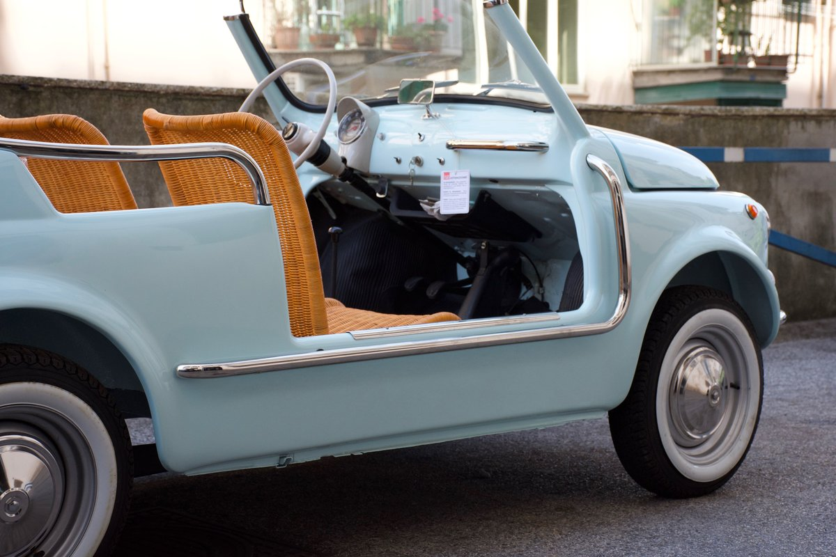 1966 Fiat 500 Jolly Replica - Show Standard For Sale (picture 3 of 6)