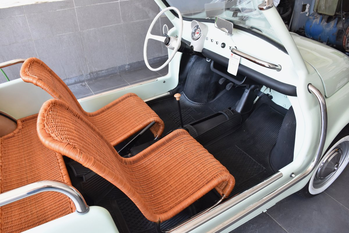 1966 Fiat 500 Jolly Replica - Show Standard For Sale (picture 5 of 6)
