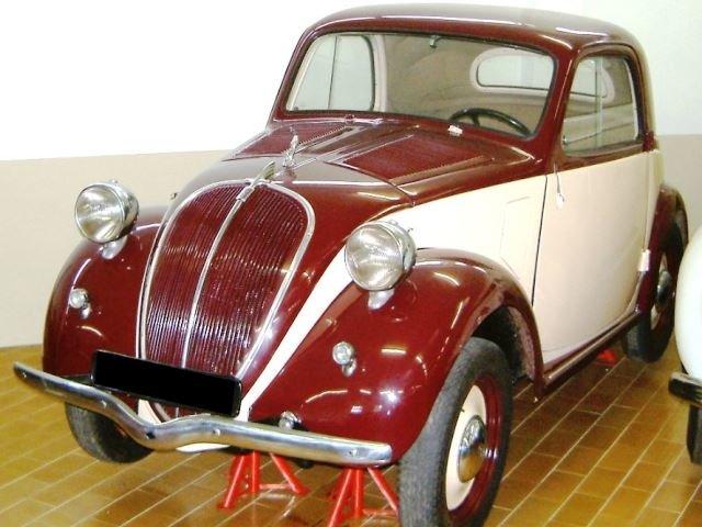 Fiat Topolino - 1937 For Sale (picture 1 of 2)