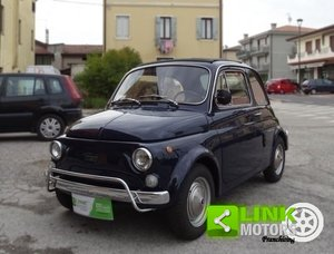 1972 FIAT 500L DEL 72 RESTAURO COMPLETO For Sale