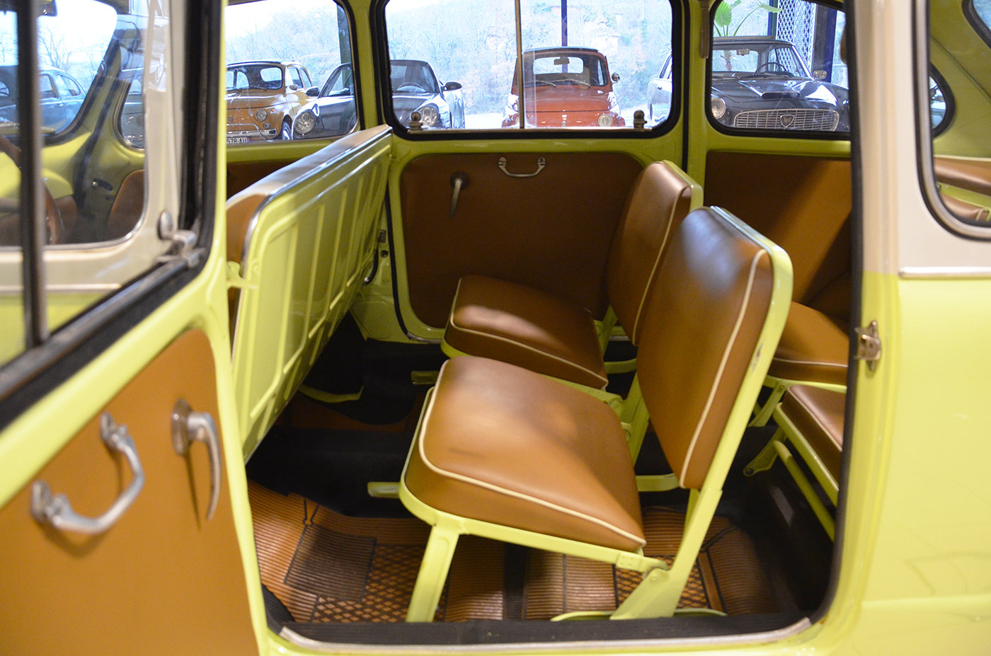 1964 - Fiat 600 D Multipla - Top condition - Fully restored SOLD (picture 4 of 6)