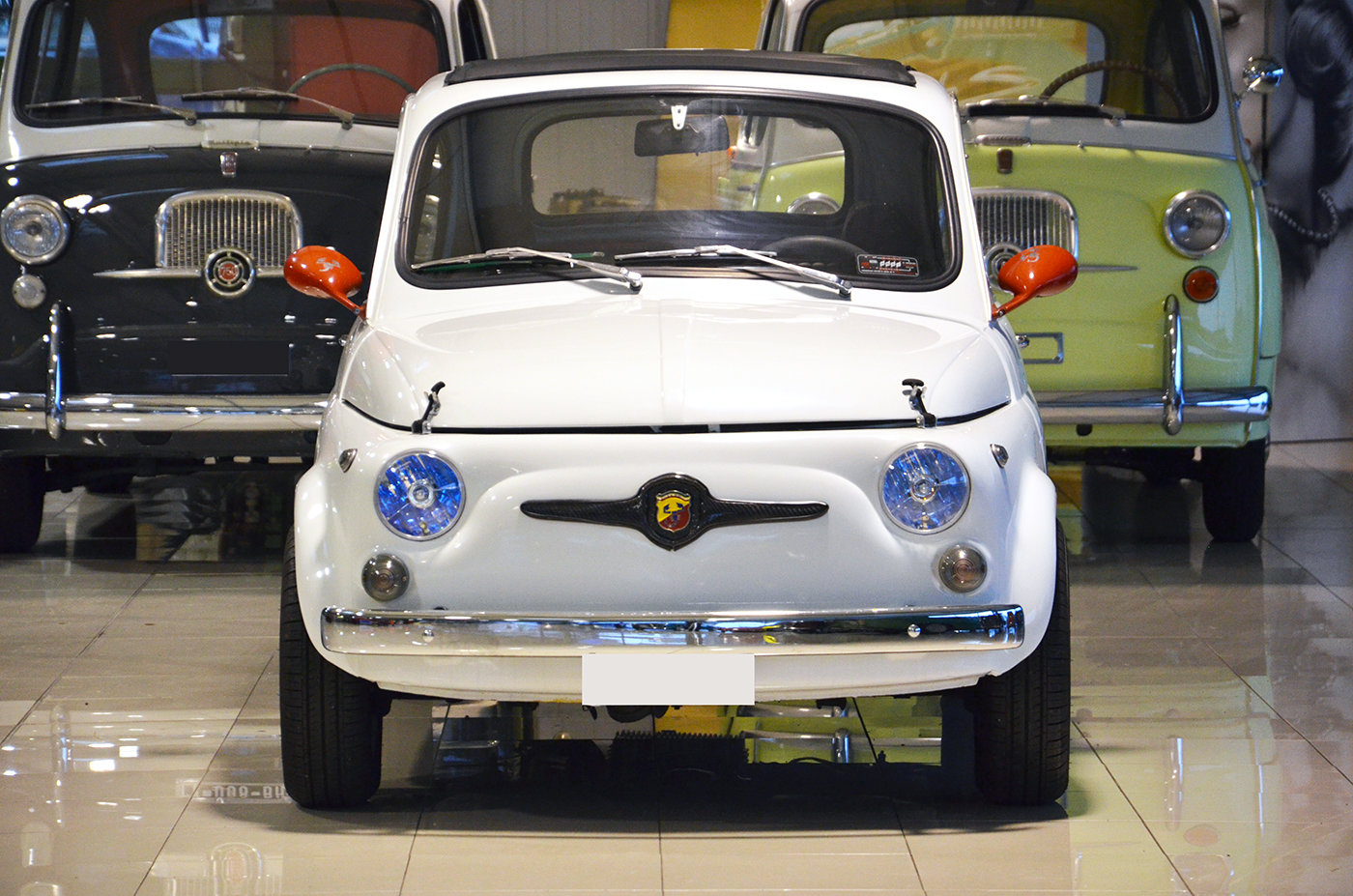 1971 - Fiat 500 L Abarth tribute SOLD (picture 3 of 6)