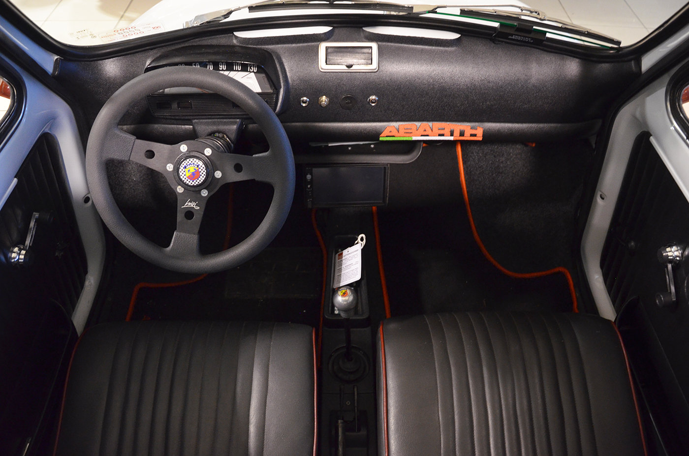 1971 - Fiat 500 L Abarth tribute For Sale (picture 4 of 6)