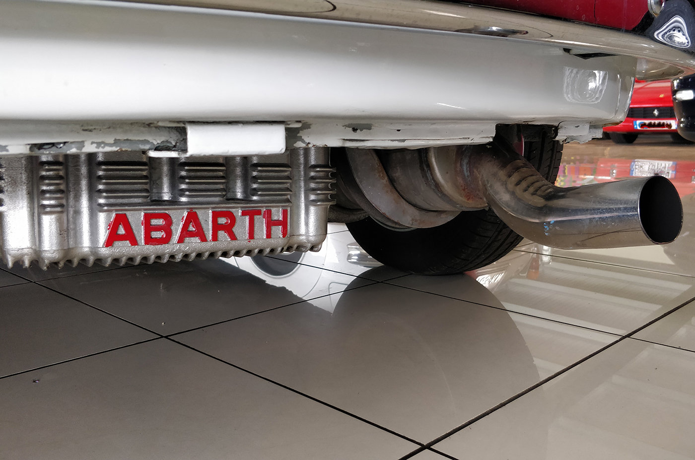1971 - Fiat 500 L Abarth tribute SOLD (picture 6 of 6)