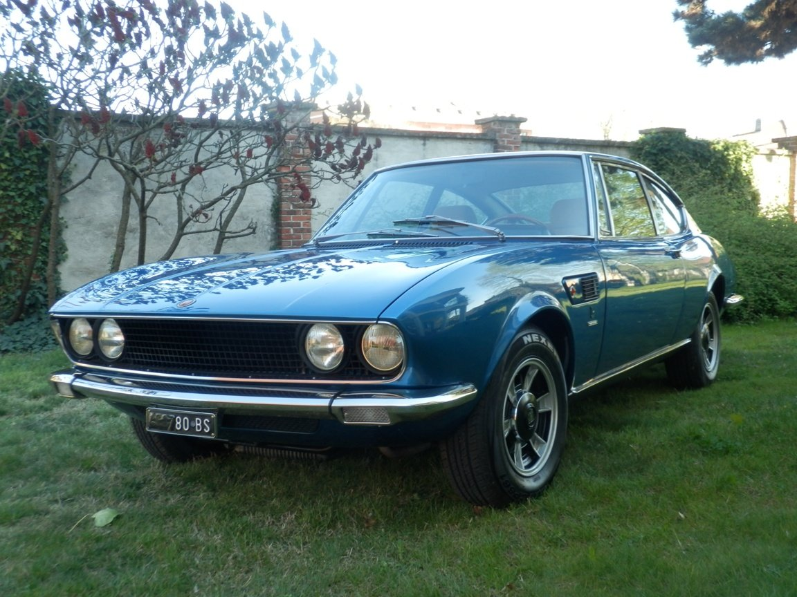 1971 Fiat Dino 2400 coupè For Sale (picture 1 of 6)