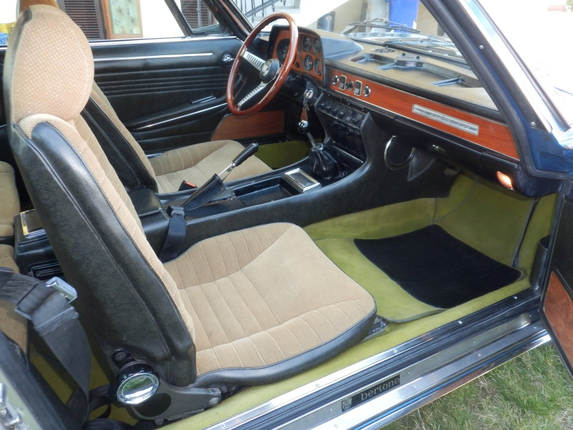 1971 Fiat Dino 2400 coupè For Sale (picture 3 of 6)