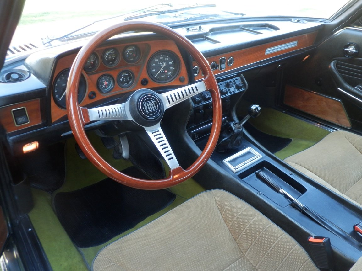 1971 Fiat Dino 2400 coupè For Sale (picture 4 of 6)