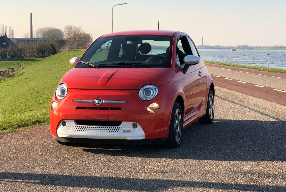 2014 FIAT 500E  Fully Electric SCOOP FOR UK .. For Sale (picture 2 of 6)