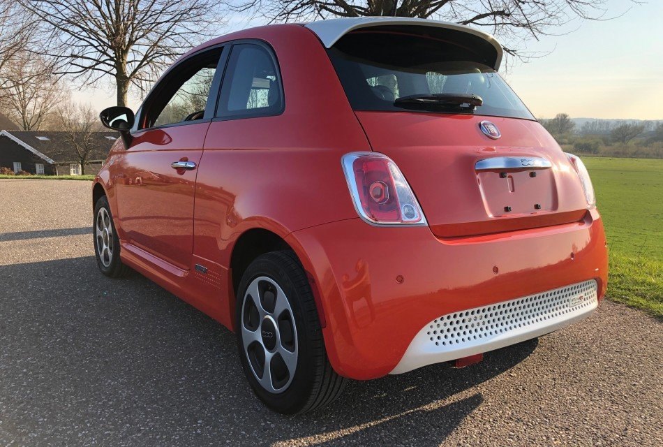 2014 FIAT 500E  Fully Electric SCOOP FOR UK .. For Sale (picture 3 of 6)