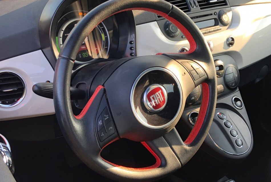 2014 FIAT 500E  Fully Electric SCOOP FOR UK .. For Sale (picture 4 of 6)