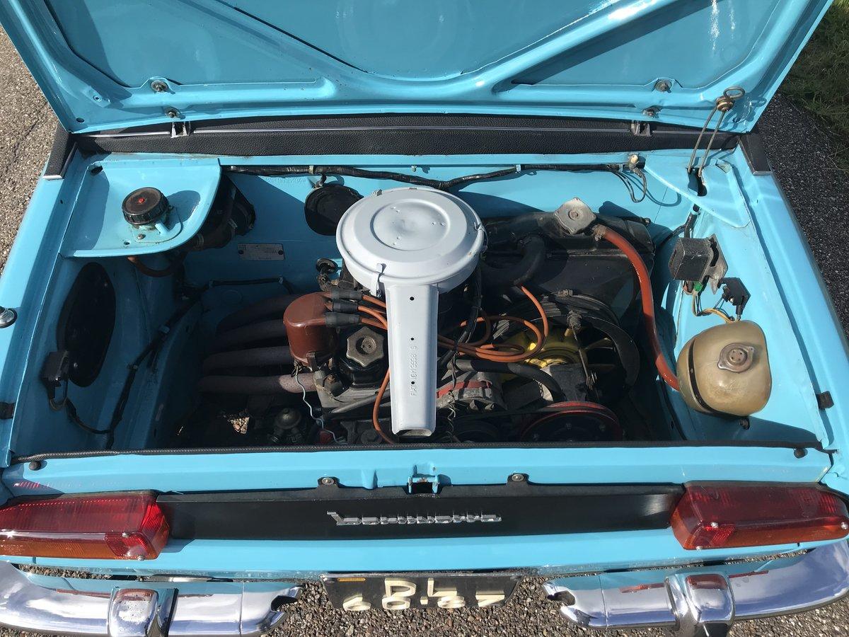 1970 Rare 850 Bertone Berlinatta Racer For Sale (picture 6 of 6)