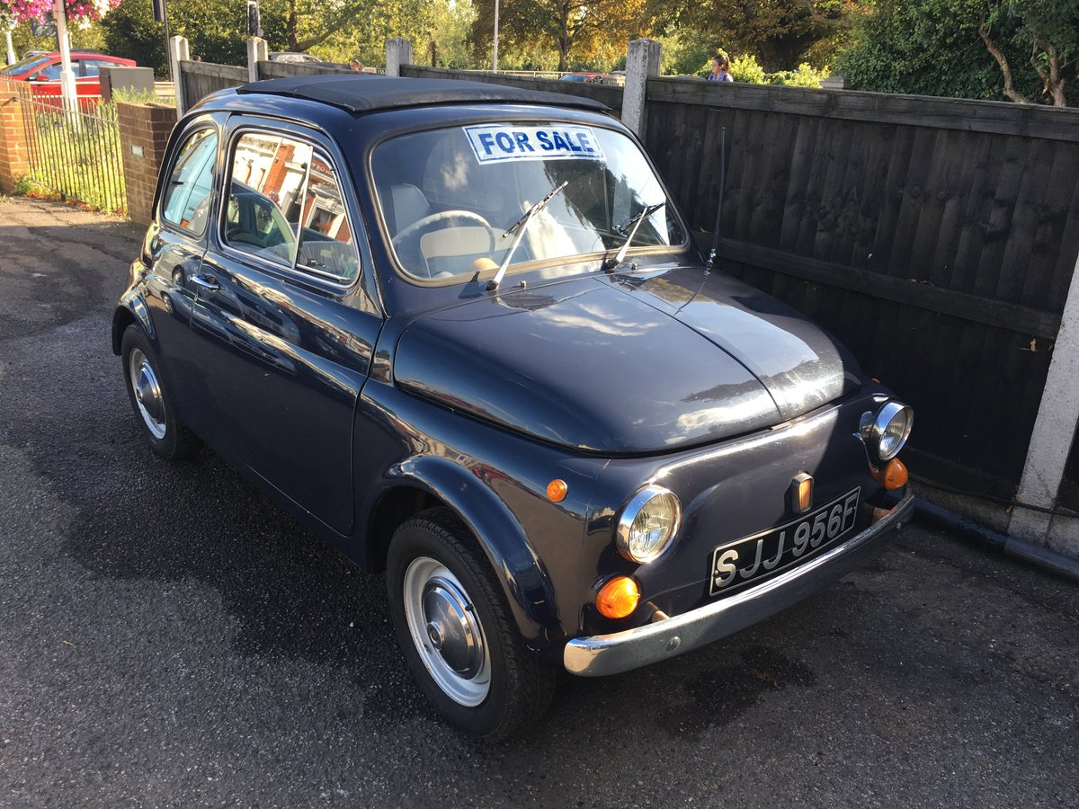 1968 For sale Classic 500F RHD 1967 For Sale (picture 1 of 5)