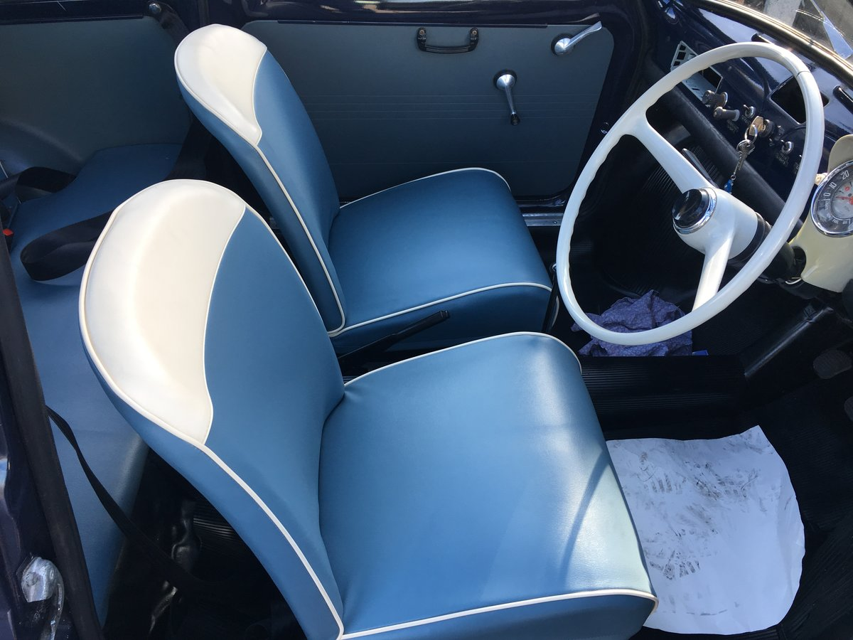 1968 For sale Classic 500F RHD 1967 For Sale (picture 4 of 5)