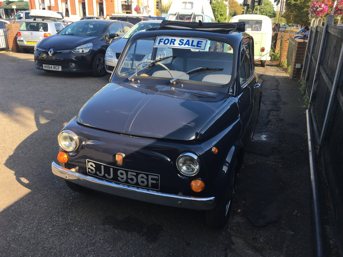 1968 For sale Classic 500F RHD 1967 For Sale (picture 5 of 5)