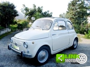FIAT 500 D TRASFORMABILE (1962) For Sale