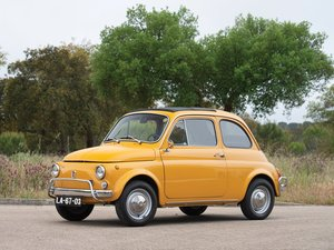 1969 Fiat 500 L  For Sale by Auction