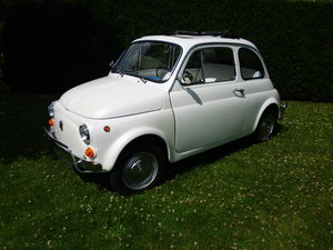 1972 Fiat 500L classic  For Sale