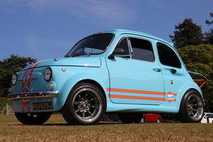 1971 Fiat Abarth  (STUNNING)