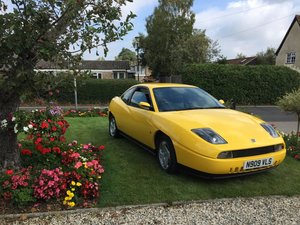 1995 Fiat Coupe 16v 2Ltr For Sale