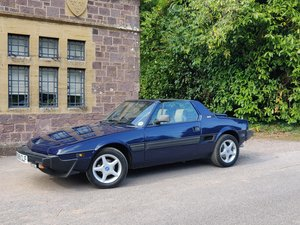1987 Fiat x1/9 recently recommissioned Lovely
