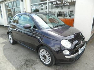 2013/63 Fiat 500 Lounge 1.2 5dr s/s 31157 miles FSH For Sale