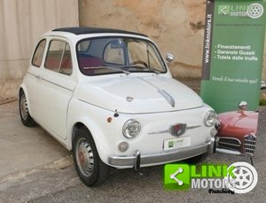 1965 Fiat 500 GIANNINI TV Unico Proprietario For Sale