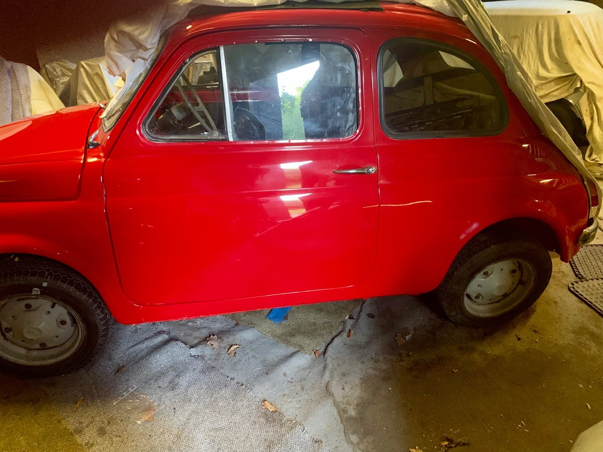 1968 Fiat 500f RARE RHD For Sale (picture 4 of 6)