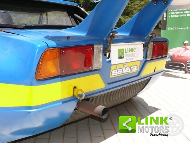 1977 DALLARA - FIAT X 1-9 GRUPPO 5 For Sale (picture 3 of 6)