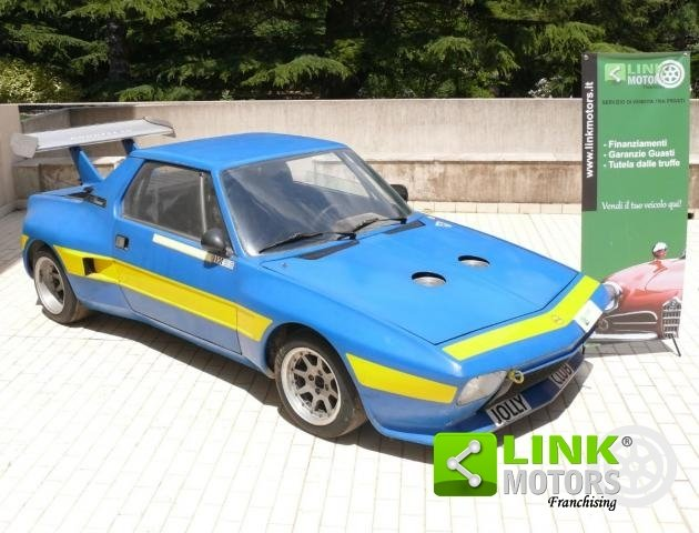 1977 DALLARA - FIAT X 1-9 GRUPPO 5 For Sale (picture 5 of 6)