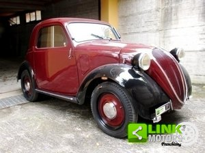 Fiat 500A 'TOPOLINO' (1937) INTONSA For Sale
