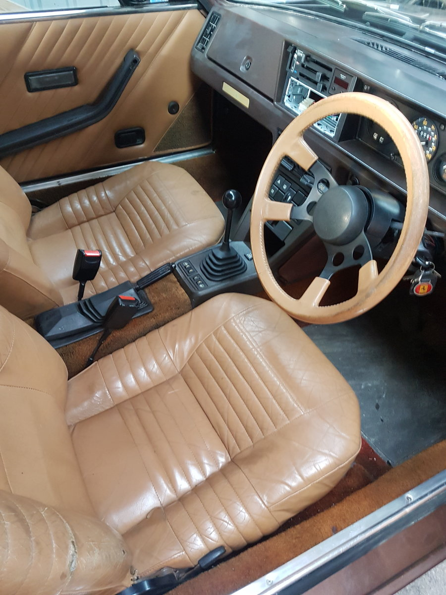 1984 Bertone fiat x19 For Sale (picture 2 of 3)