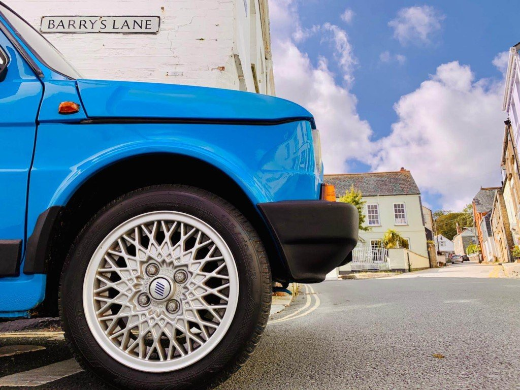 1988 Great Example Of A 1989 Fiat 126 BIS Convertible  For Sale (picture 4 of 5)