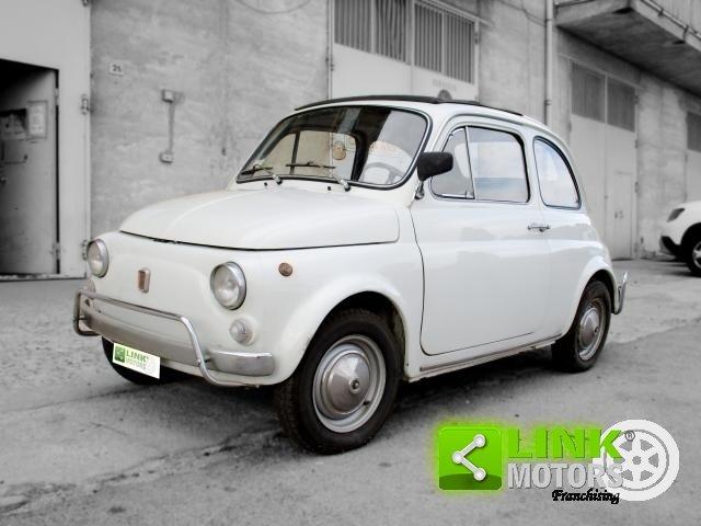 FIAT 500L (1971) RESTAURATA For Sale (picture 1 of 6)