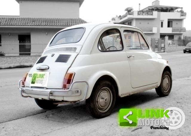 FIAT 500L (1971) RESTAURATA For Sale (picture 2 of 6)