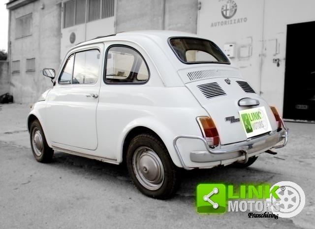 FIAT 500L (1971) RESTAURATA For Sale (picture 4 of 6)