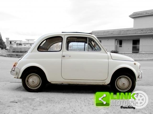 FIAT 500L (1971) RESTAURATA For Sale (picture 5 of 6)