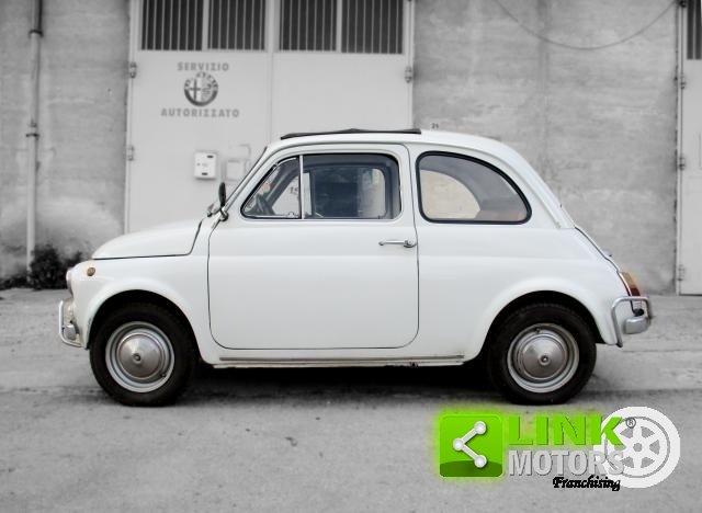 FIAT 500L (1971) RESTAURATA For Sale (picture 6 of 6)