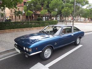 1974  Moretti 128 Lusso Targa