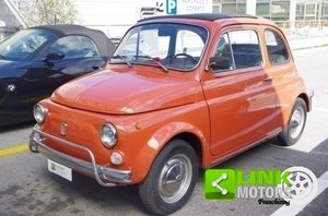 FIAT 500L ANNO 1970 - SOLO 29.000 KM - RESTAURATA For Sale