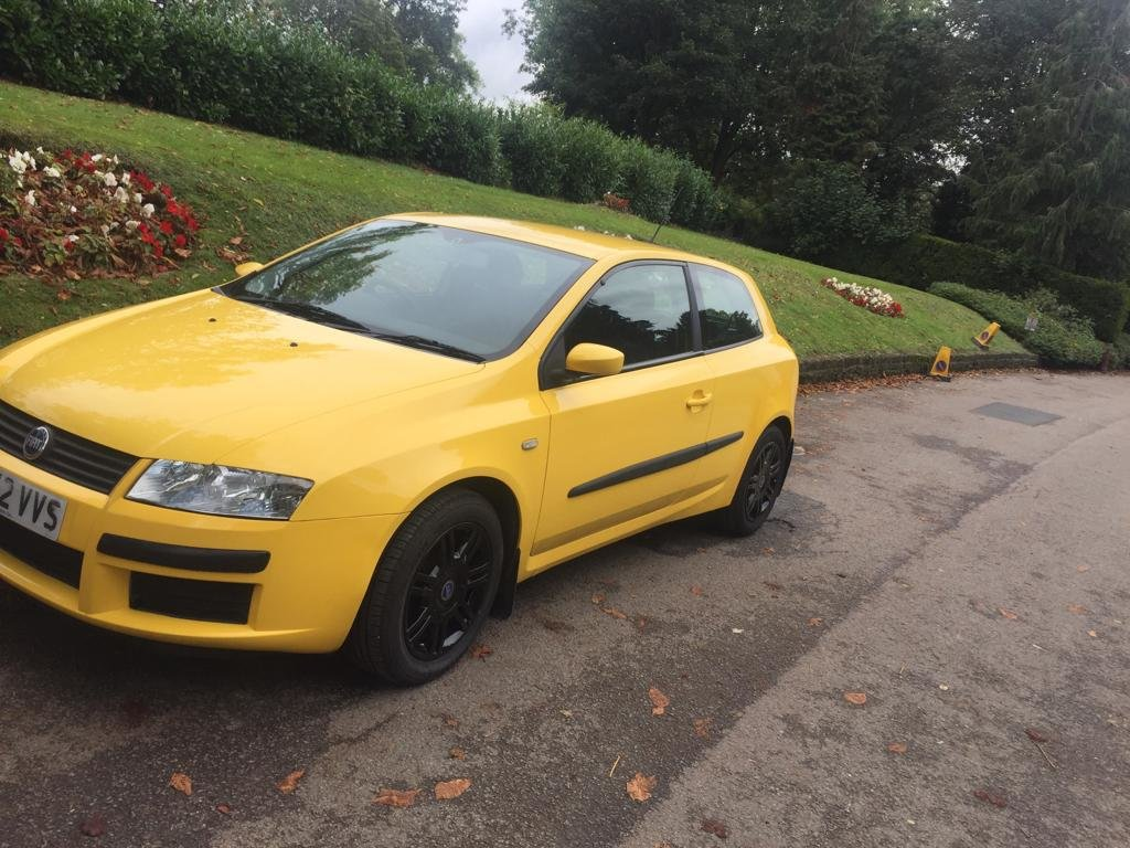 2002 Fiat Stilo 16v Immaculate  For Sale (picture 1 of 6)