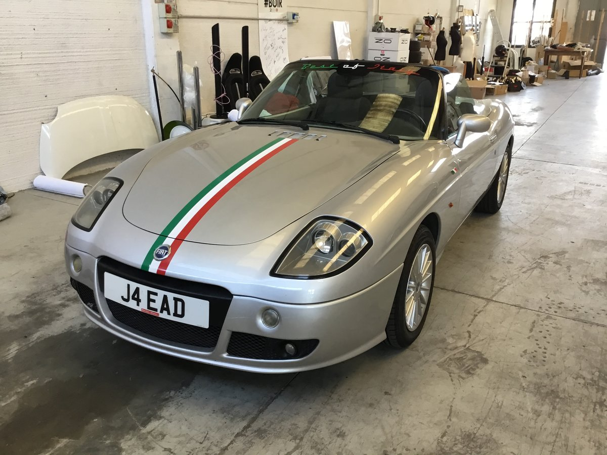 2005 Fiat Barchetta Limited Edition  For Sale (picture 3 of 6)