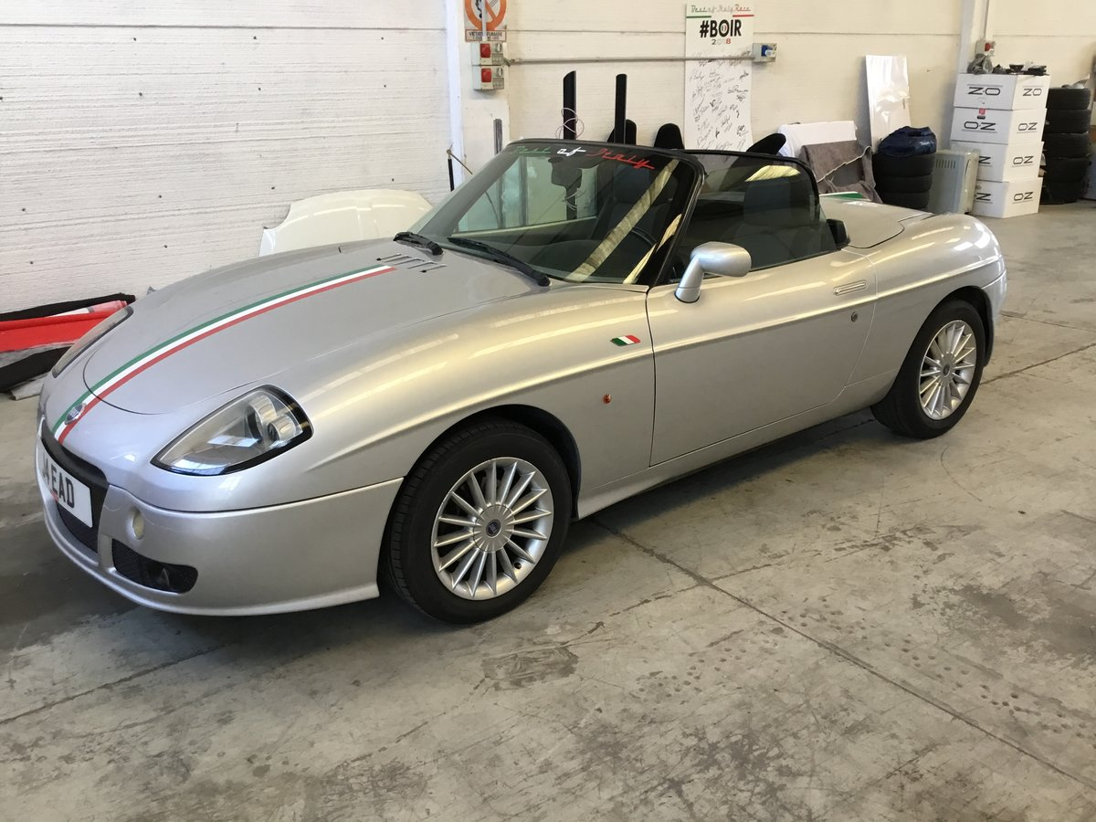 2005 Fiat Barchetta Limited Edition  For Sale (picture 6 of 6)