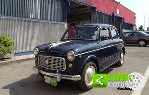 1956 Fiat 1100 103 BAULETTO ISCRITTA ASI