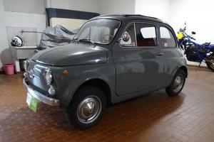 Fiat 500 f prima serie c.d ottobulloni del 1965 For Sale